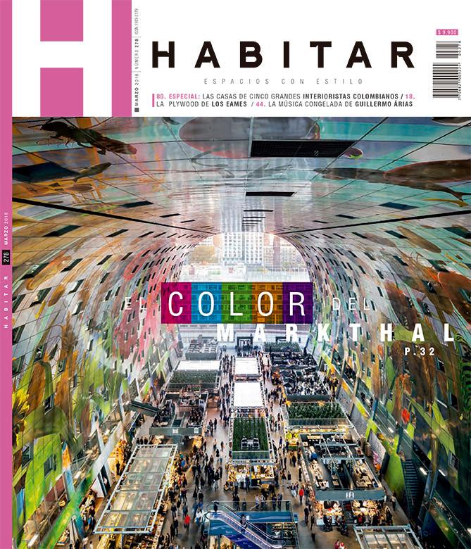 Revista Habitar 2016 - La aparente facil