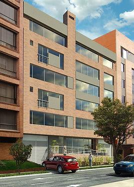 Diseño y construcción Edificio BQ 54