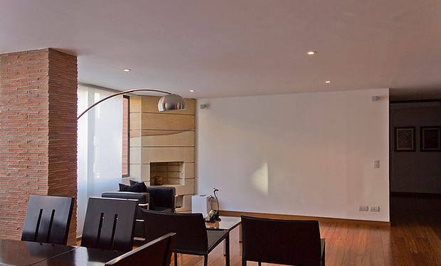 Remodelación integral Apartamento 116