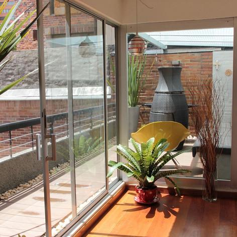 Remodelación integral Apartamento Calle 80 Interior