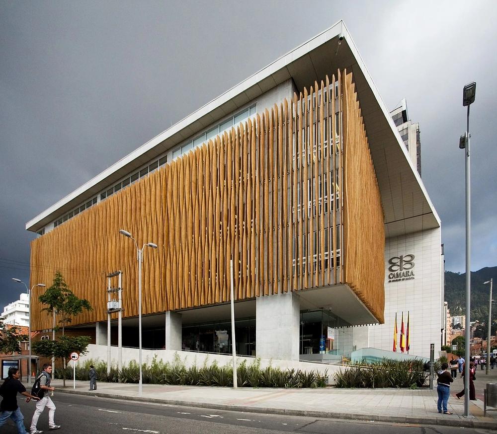Edificio Cámara De Comercio de Bogotá Sede Chapinero