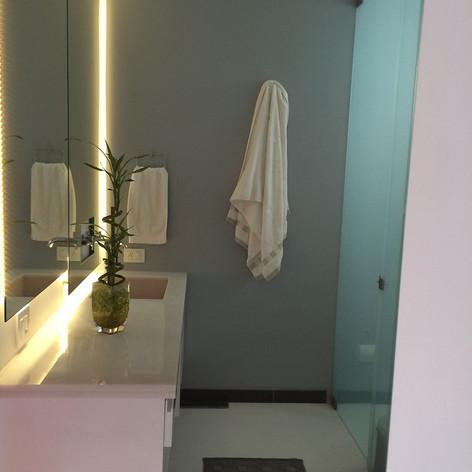 Remodelación integral Apartamento 801 Baño
