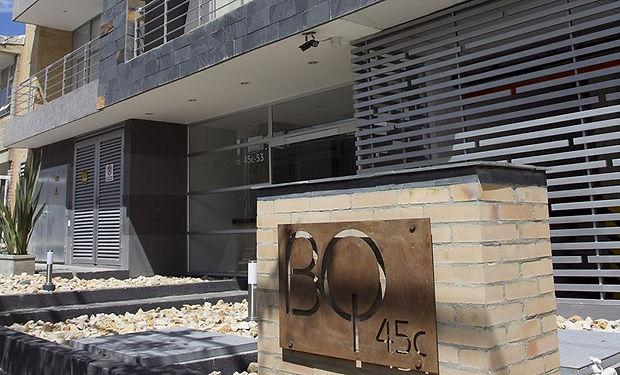 Diseño y construcción Edificio BQ 45