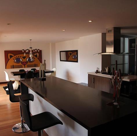 Remodelación integral Apartamento Larsen Cocina