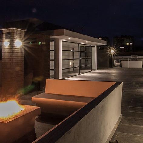 Diseño y contrucción Antara 135 Terraza