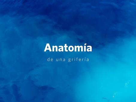 Anatomía de una grifería Stretto