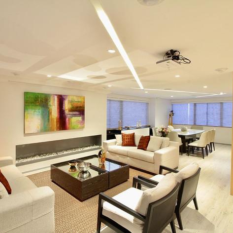 Remodelación integral Apartamento Pantoja Sala