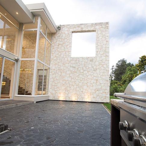 Diseño y construcción Casa Chía Bbq