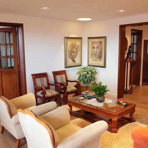 Remodelación integral Apartamento 134 Sala