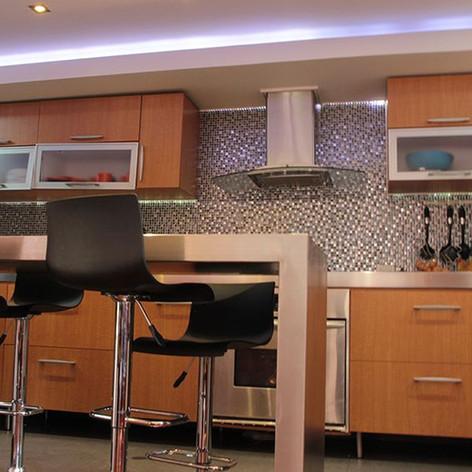 Remodelación integral Apartamento Calle 80 Cocina