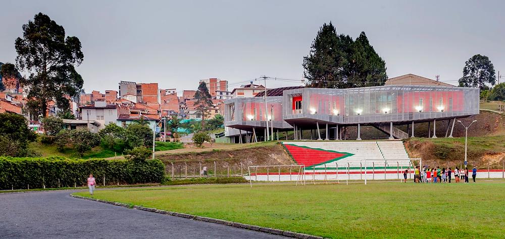 Centro Educativo en Marinilla, Antioquia