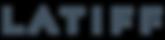 Logo Latiff Estudio
