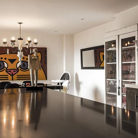 Remodelación integral Apartamento Larsen Comedor