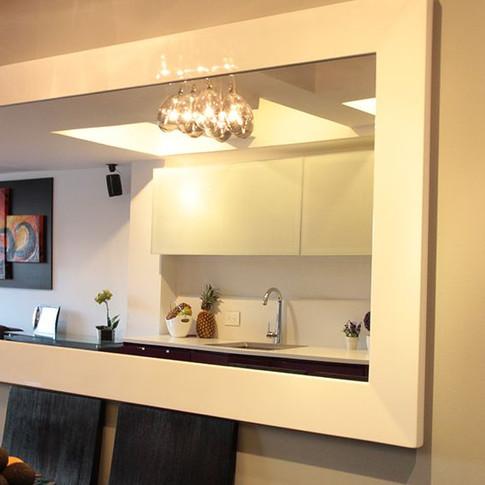 Remodelación integral Apartamento 104 Comedor
