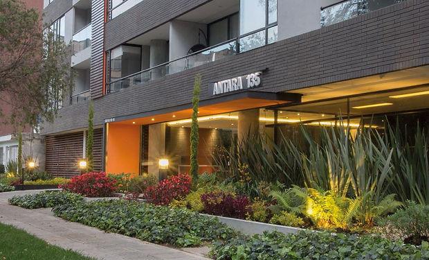 Diseño y construcción Edificio Antara 135