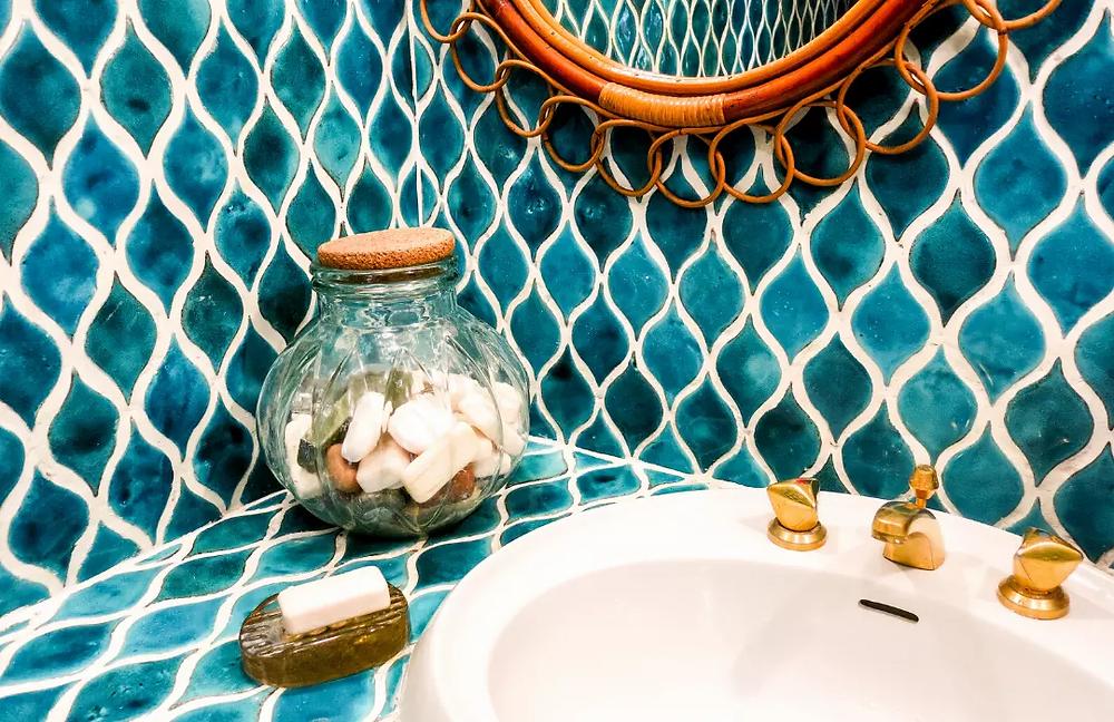 Cerámica baño oriental