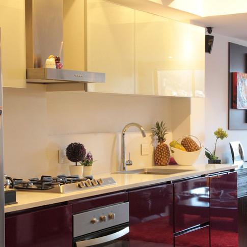 Remodelación integral Apartamento 104 Cocina