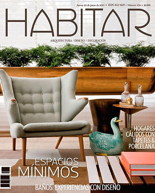 Revista Habitar Junio 2015