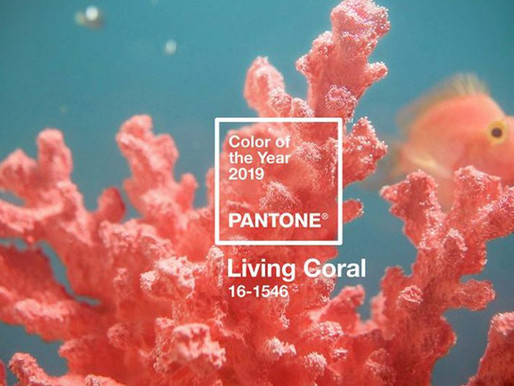 El color del año: Pantone 16-1546 Living coral