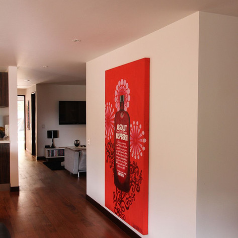 Remodelación integral Apartamento Larsen Pasillo