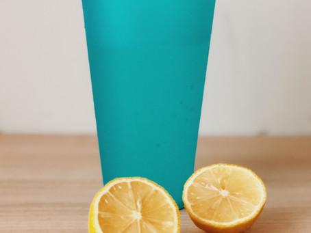 朝の健康習慣:レモン水+アップルサイダー・ビネガー