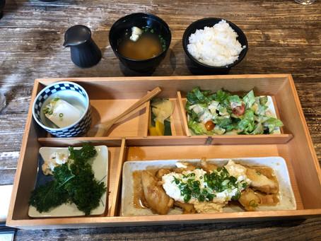 ハワイのお気に入り和食ランチ