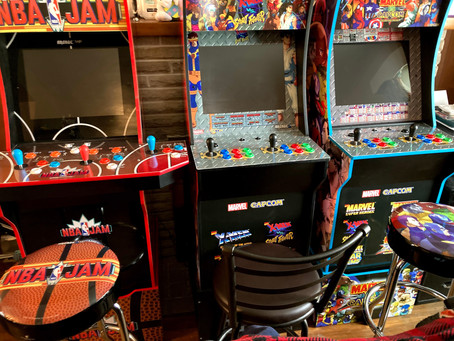 Arcade 1Ups: The New Way to Date and Have Fun?