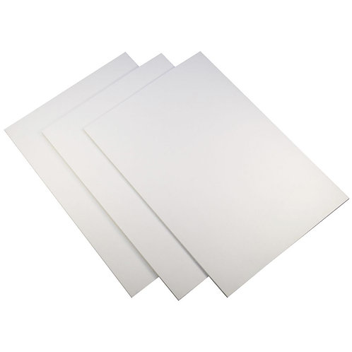Canvas Board  25x30cm (Pack of 3)