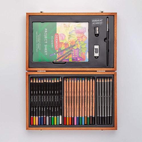 Derwent Academy Art Pencil Set & Voucher