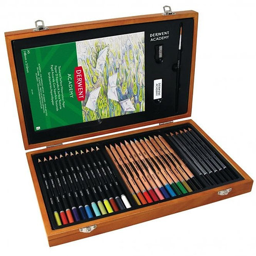 Derwent Academy Art Pencils Set