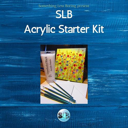 Acrylic Starter Kit