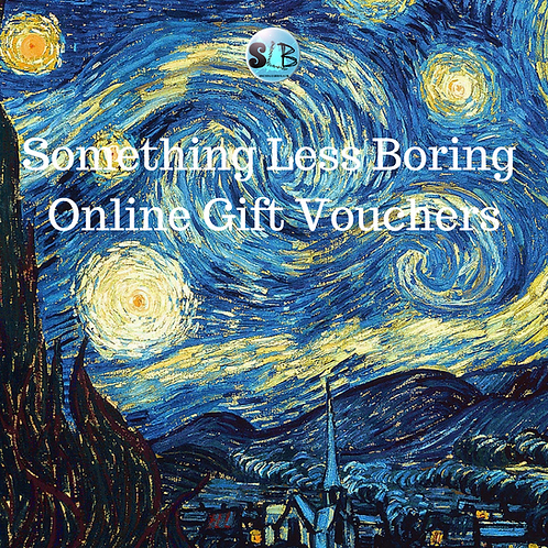 One Session - Online Gift Voucher