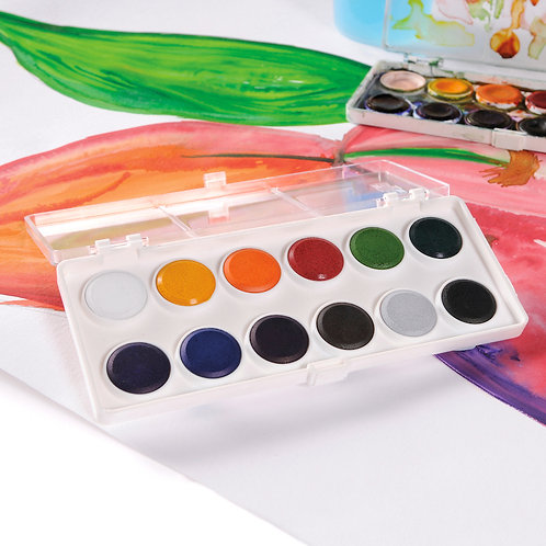 Koh-I-Noor Watercolour Pallet Paint Set - ANILINKY