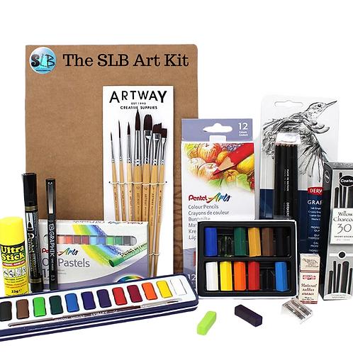 SLB Starter Art Kit