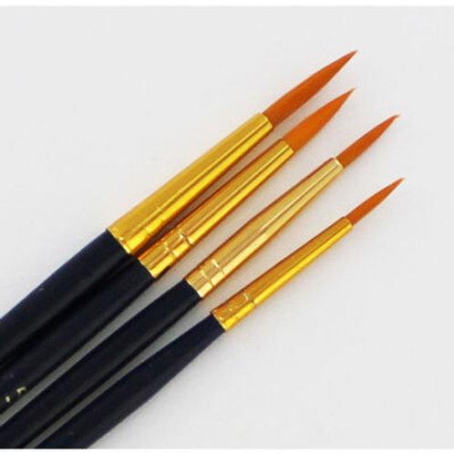 Boldmere 4 Piece Detail Brush Set
