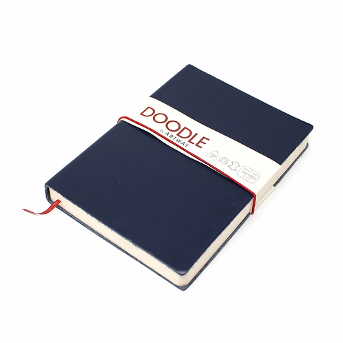Doodle Leather Bound Journals