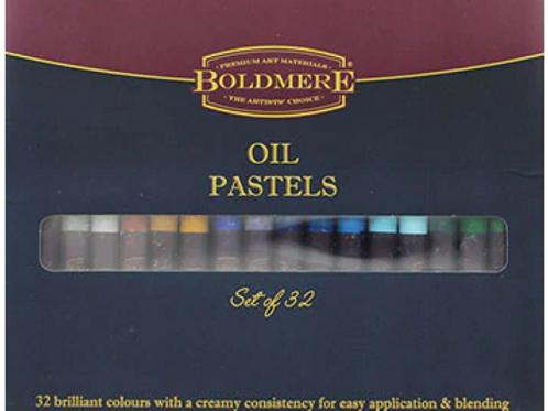 Oil Pastels Set of 32