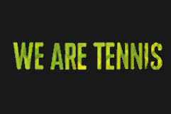 We are Tennis