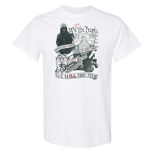 WE THE PEOPLE WHITE TEE