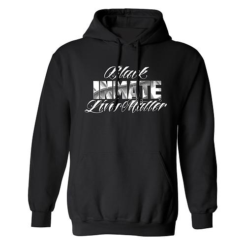 BLACK INMATE LIVES MATTER HOODIE