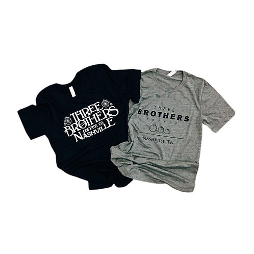 Three Brothers Coffee T-Shirts