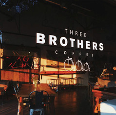 Three Brothers Coffee Sunrise