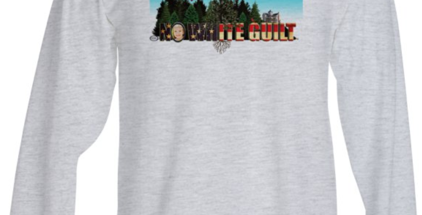 Coming Home Commemorative Graphic Men's T-Shirt Long Sleeve - Gray