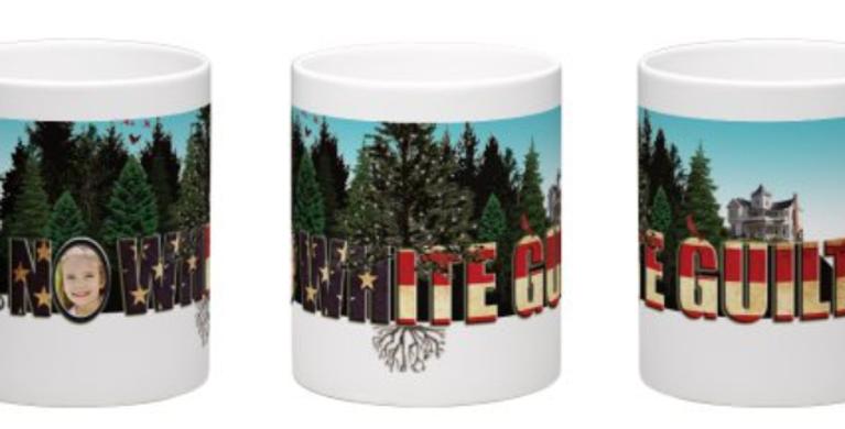 Coming Home Graphic NWG Coffee Mug