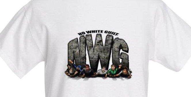 Squashing Skeptics Commemorative Graphic Men's T-Shirt Short Sleeve - White