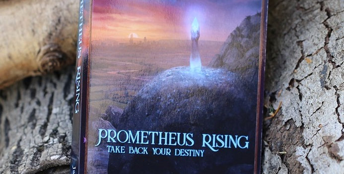 Give a financial gift & receive Prometheus Rising - Take Back Your Destiny