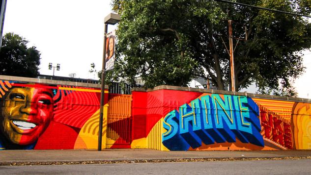 Imagine 2020 mural festival