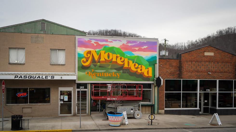 Morehead, KY Mural