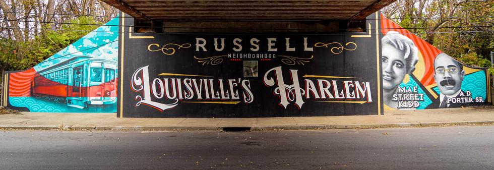 Russell Neighborhood Underpass