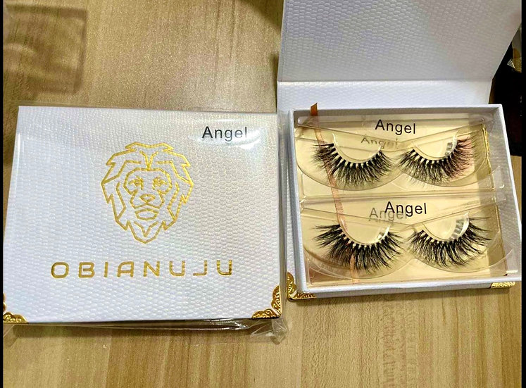 Angel - Invisible Band Mink Lashes